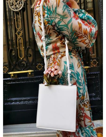 Drita Kadın Çanta Beyaz